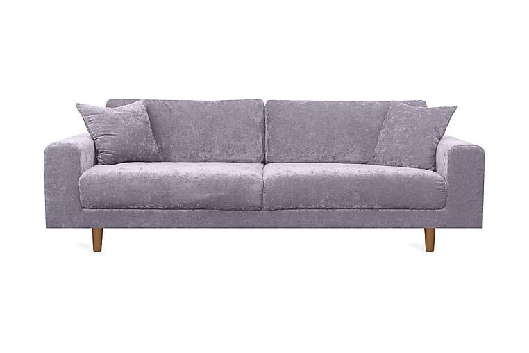 Boel 4-personers sofa - Lilla - Møbler - Sofaer - 2 - 4 Personers sofaer