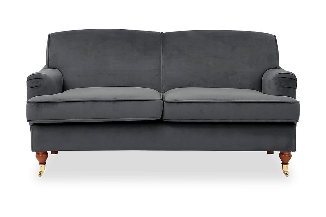 Bracknell 2-pers Sofa - Grå - Møbler - Sofaer - 2 - 4 Personers sofaer