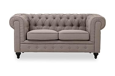 Chesterfield Lyx Sofa 2-pers