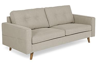 Monroe 3-pers Sofa Vaskbar Stof
