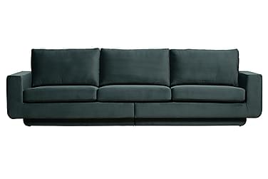 Tamblyn 3-personers sofa velour