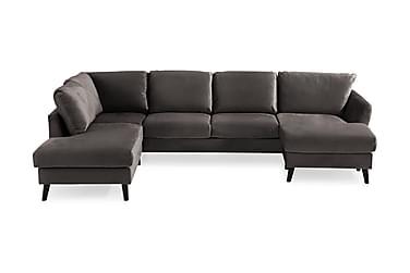 Trend U-sofa med Chaiselong Højre