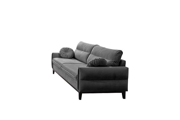 Yalungu Sofa - Grå - Møbler - Sofaer - 2 - 4 Personers sofaer