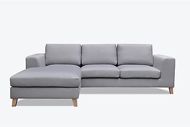 Bilbo 3-sits Sofa med Divan Venstre