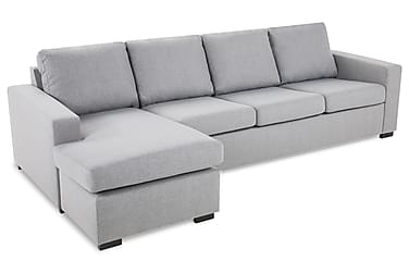 Crazy 4-Personers Sofa med Chaiselong