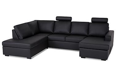 Crazy U-sofa Large diva højre