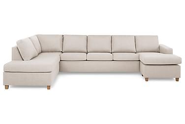 Crazy U-sofa XL diva højre