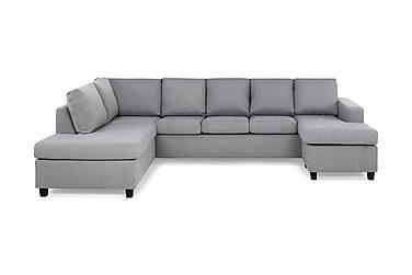 Crazy U-sofa XXL diva højre