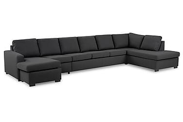 Crazy U-sofa XXL diva venstre