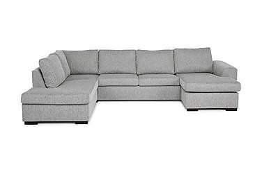 Link U-sofa Large med Chaiselong Højre
