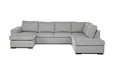 Link U-sofa Large med Chaiselong Venstre