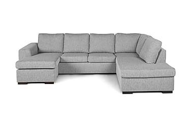 Link U-sofa med Chaiselong Venstre