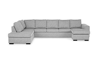 Link U-sofa XXL med Chaiselong Højre