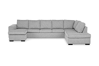 Link U-sofa XXL med Chaiselong Venstre