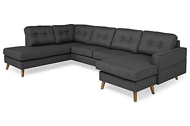 Monroe U-sofa med Chaiselong Højre