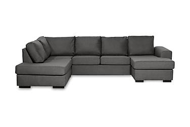 Ocean U-sofa Large med Chaiselong Højre