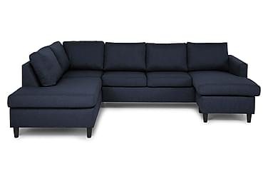 Zero U-sofa med Chaiselong Højre