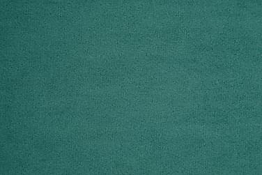 L-Formet Chesterfieldsofa Fløjlsbeklædning 199X142X72Cm Grøn