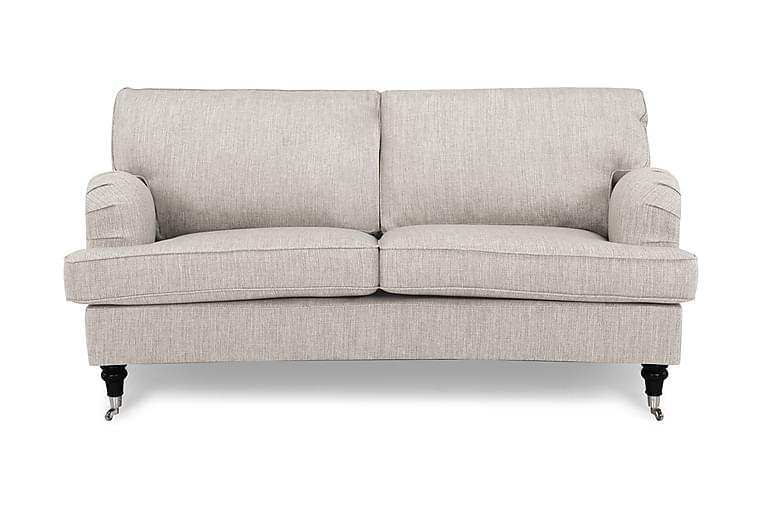 Howard Classic 2-pers Sofa Buet - Beige - Møbler - Sofaer - Howard sofa