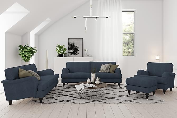 Howard Classic 3,5-pers Sofa - Mørkeblå - Møbler - Sofaer - Howard sofa