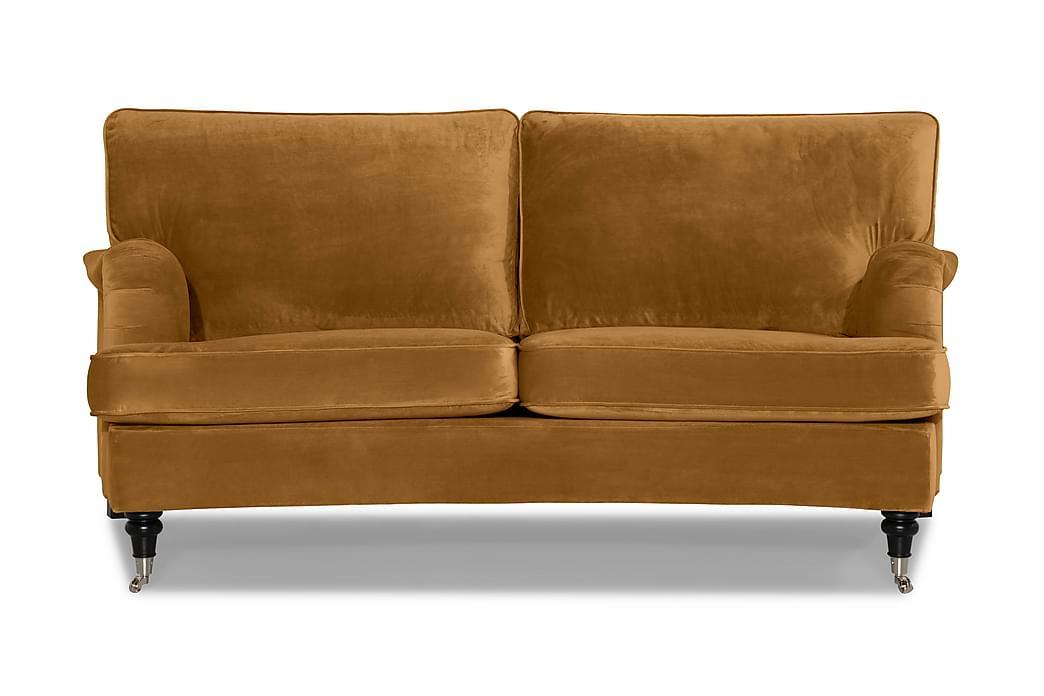 Howard Classic Veloursofa 2-pers Buet - Amber - Møbler - Sofaer - Howard sofa