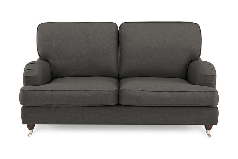 Howard Lyx 2-pers Sofa - Mørkegrå - Møbler - Sofaer - Howard sofa