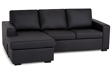 Crazy 3-Personers Sofa med Chaiselong