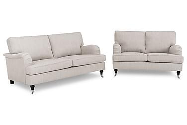 Howard Classic Sofagruppe 3-pers+2-pers