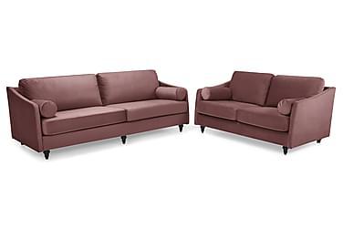 Mirage Soffgurpp 3-personers og 2-personers Sofa