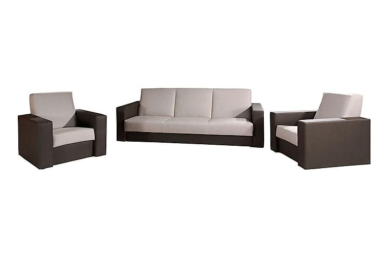 Square sofagruppe - Hvid - Møbler - Sofaer - Sofagrupper
