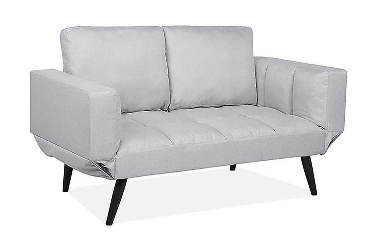 Brekke sovesofa 150 cm - Grå - Møbler - Sofaer - Sovesofaer