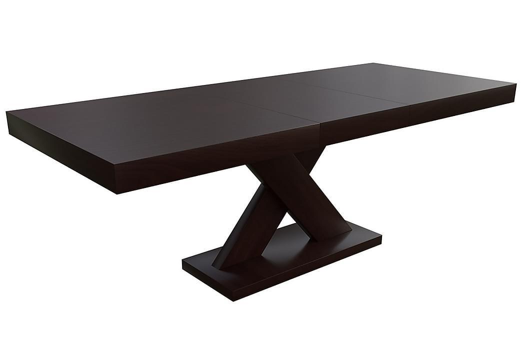 Kit Spisebordssæt - Wenge - Møbler - Spisebordssæt - Rektangulært spisebordssæt