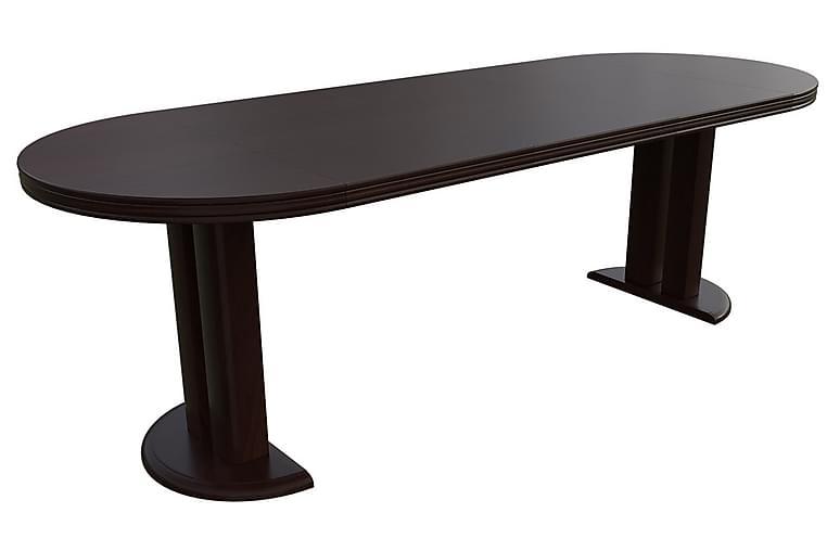 Larvi Spisebordssæt - Eg - Møbler - Spisebordssæt - Rektangulært spisebordssæt