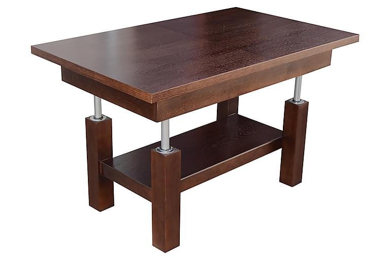 Lindjärv Spisebordssæt - Valnød - Møbler - Spisebordssæt - Rektangulært spisebordssæt