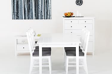 Matsbo Spisebord 180 cm med 8 Stole
