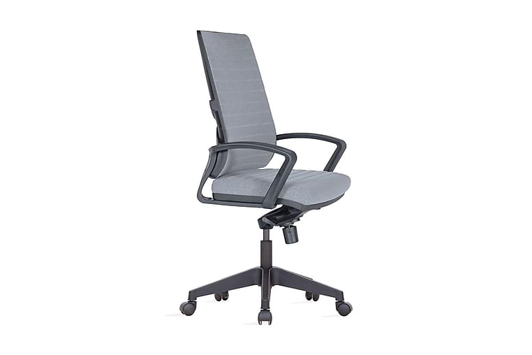Coolham Kontorstol 63 cm - Grå/Sort - Møbler - Stole - Kontorstole & skrivebordsstole