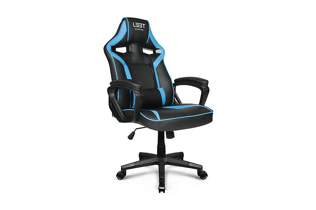 L33T Extreme Spilstol Blå - L33T Gaming - Møbler - Stole - Kontorstole & skrivebordsstole