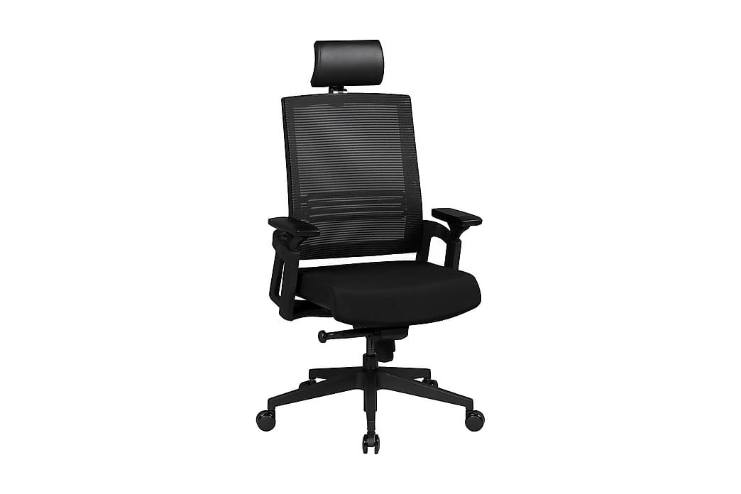 Landero kontorstol - Sort - Møbler - Stole - Kontorstole & skrivebordsstole