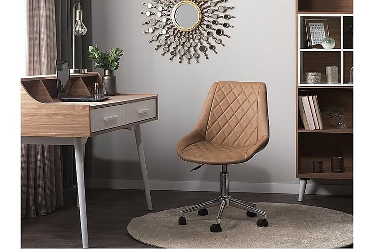 Maribel kontorstol - Brun - Møbler - Stole - Kontorstole & skrivebordsstole