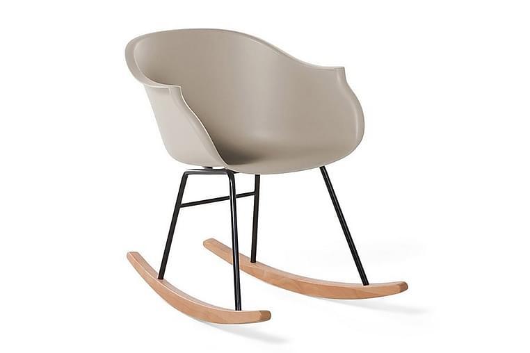 Harmony gyngestol - Beige - Møbler - Stole - Roterende stole