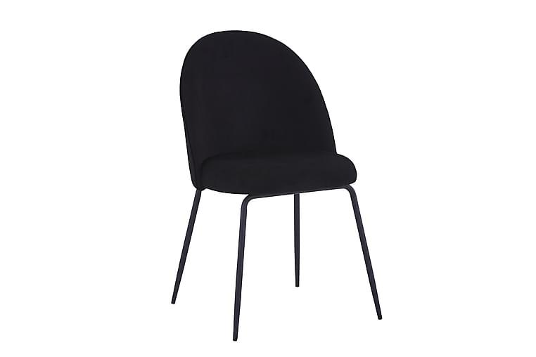 Andrey Spisestole - Sort - Møbler - Stole - Spisebordsstole & køkkenstole