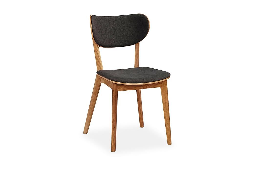 Catta Køkkenstol - Sort/Eg - Møbler - Stole - Spisebordsstole & køkkenstole