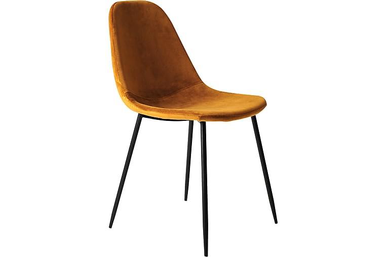 Coffco Spisebordsstol - Guld - Møbler - Stole - Spisebordsstole & køkkenstole