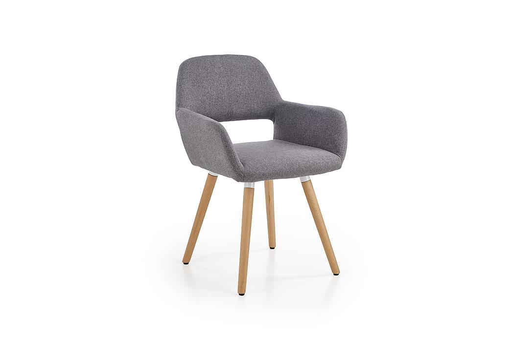 Foria Spisestol - Grå - Møbler - Stole - Spisebordsstole & køkkenstole