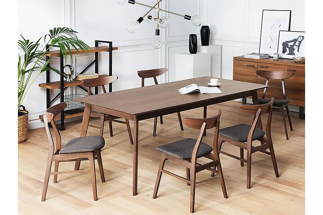 Lynn Stol sæt til 2 stk - Grå - Møbler - Stole - Spisebordsstole & køkkenstole