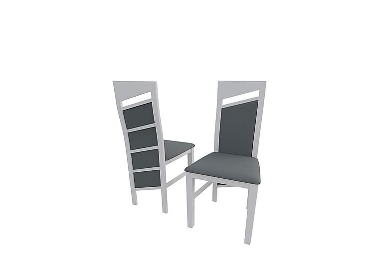 Malvinas Spisebordsstol - Hvid - Møbler - Stole - Spisebordsstole & køkkenstole