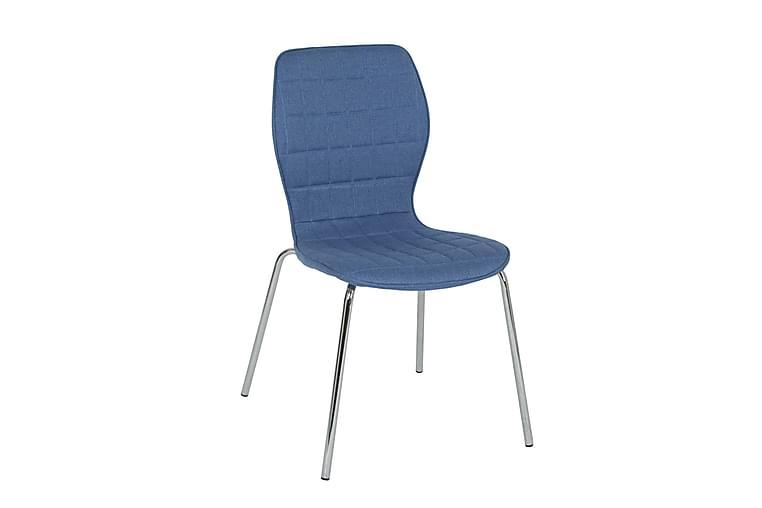 Pecan Spisebordsstol - Blå - Møbler - Stole - Spisebordsstole & køkkenstole