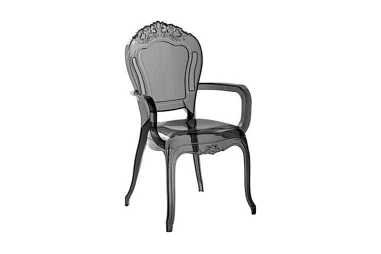 Ronshausen Stol 2-pak - Sort - Møbler - Stole - Spisebordsstole & køkkenstole