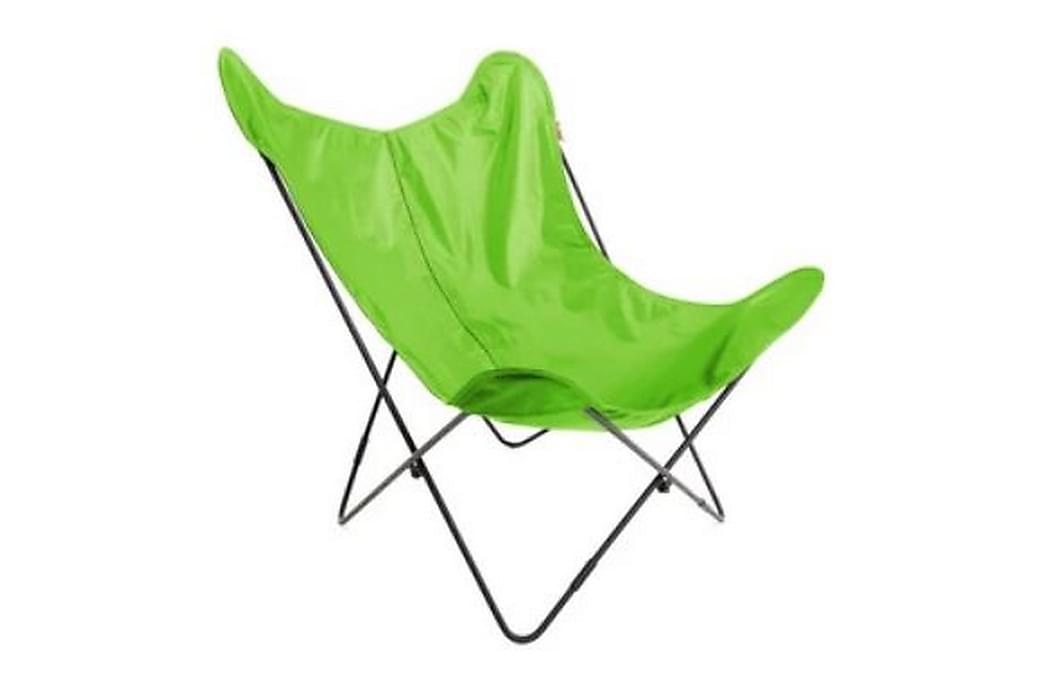 Roomox Sommerfuglestol Grøn - Roomox - Møbler - Stole - Spisebordsstole & køkkenstole