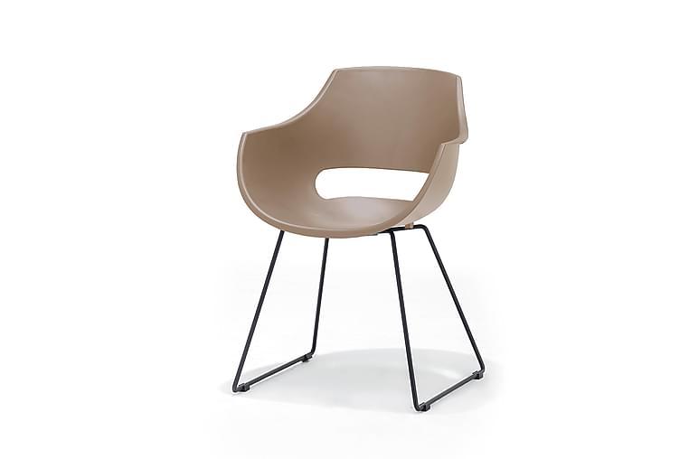 Saranzak Stol 60 cm - Taupe - Møbler - Stole - Spisebordsstole & køkkenstole